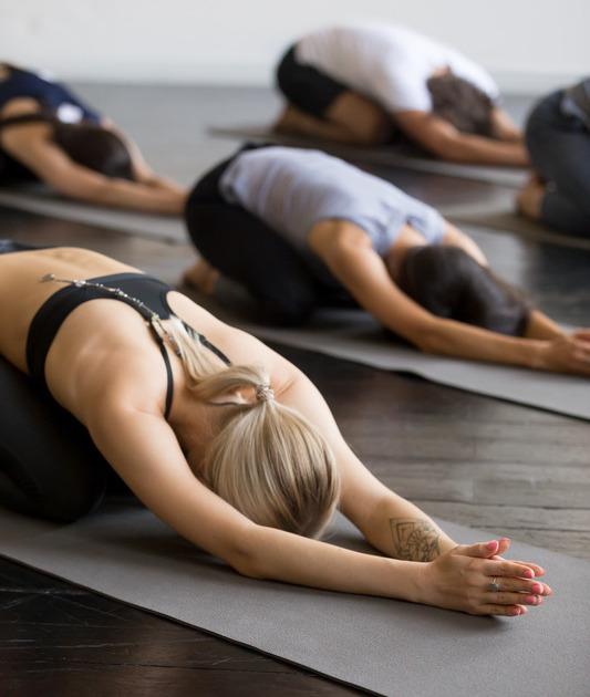AllBodyworks Aalst Ontspanningsgym Easygym Stretching